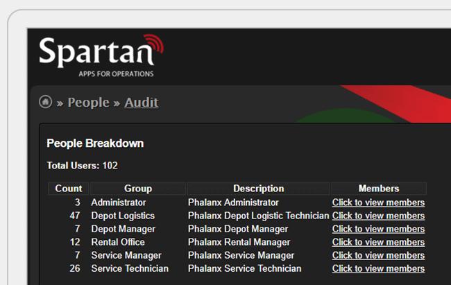 flex auth workflow screenshot 3