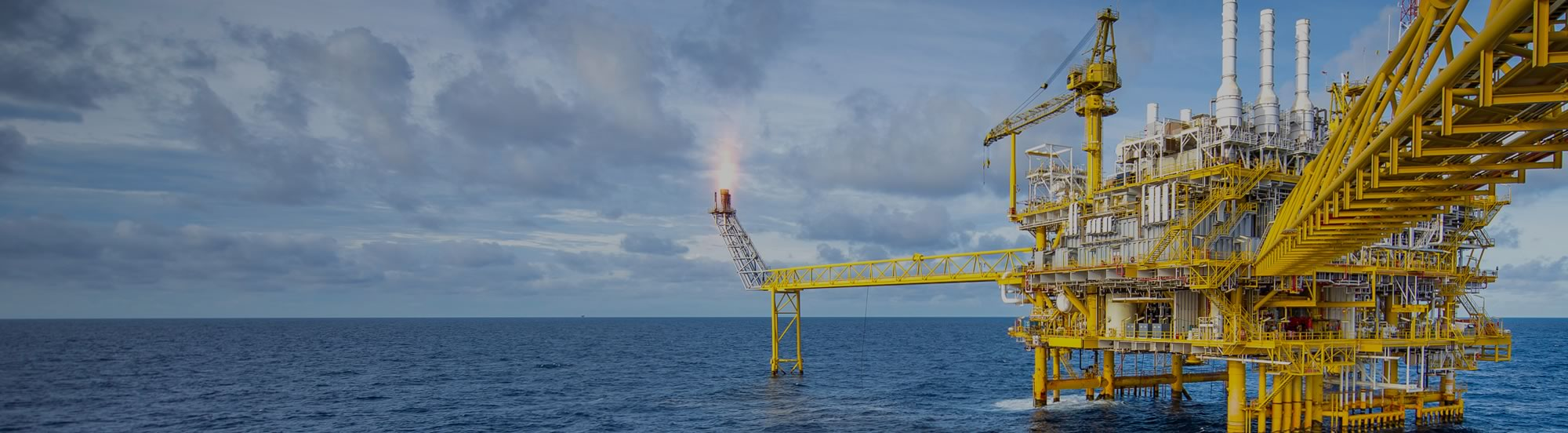 Prophes oil and gas background rig image