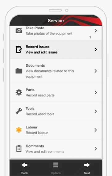qa app screenshot 2
