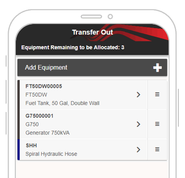 transfer app screenshot 2